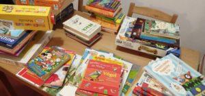 Büchertische