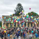 Ballonsteigenlassen 2019